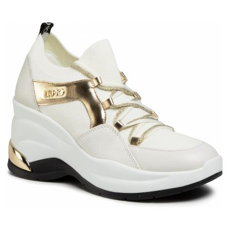 Sneakersy LIU JO - Karlie Revolution 6 BA0059 TX123 White 01111