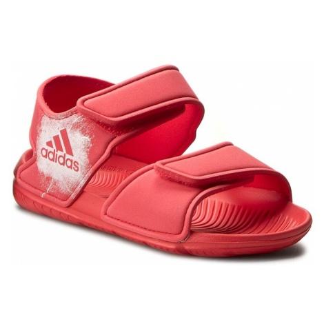 Sandały adidas - AltaSwim C BA7849 Corpink/Ftwwht/Ftwwht