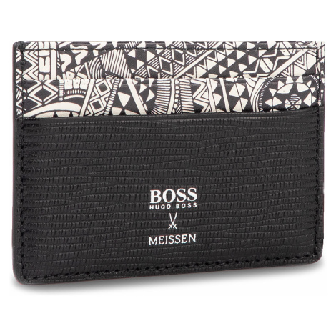 Etui na karty kredytowe BOSS - Meiss P 50422437 100 Hugo Boss