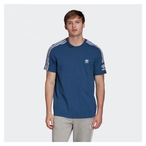 ADIDAS ORIGINALS Koszulka biały / niebieski