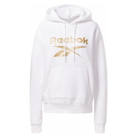 Reebok Identity Logo Fleece Hoodie Womens