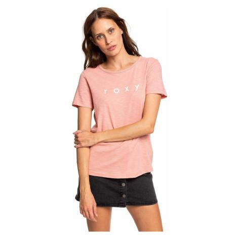T-shirt Roxy Red Sunset - MHW0/Rosette