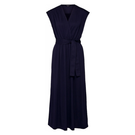 SELECTED FEMME Sukienka koktajlowa ciemny niebieski