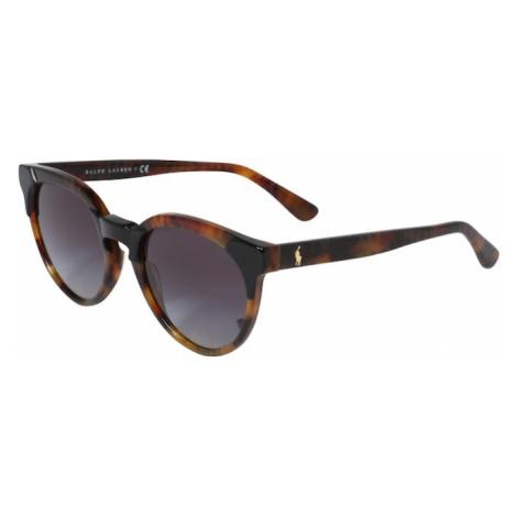 POLO RALPH LAUREN Okulary przeciwsłoneczne czarny
