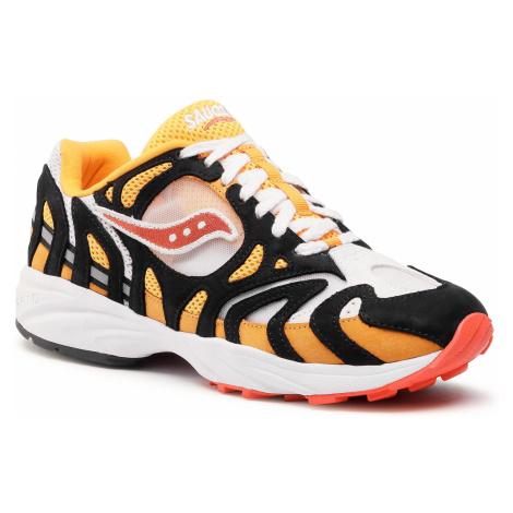 Sneakersy SAUCONY - Grid Azura 2000 S70491-1 Wht/Org/Blk