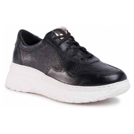 Sneakersy NESSI - 19010 Czarny