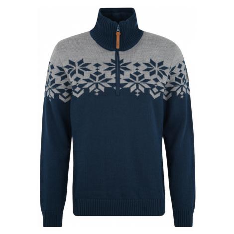 CMP Bluzka sportowa szary / ciemny niebieski