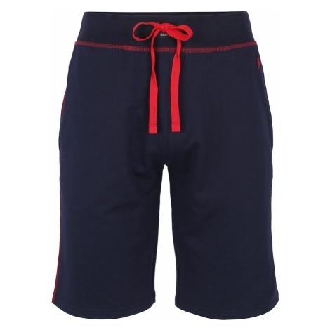 POLO RALPH LAUREN Spodnie od piżamy granatowy / czerwony