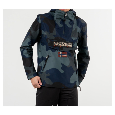 NAPAPIJRI Rainforest S Print Jacket Black Camo