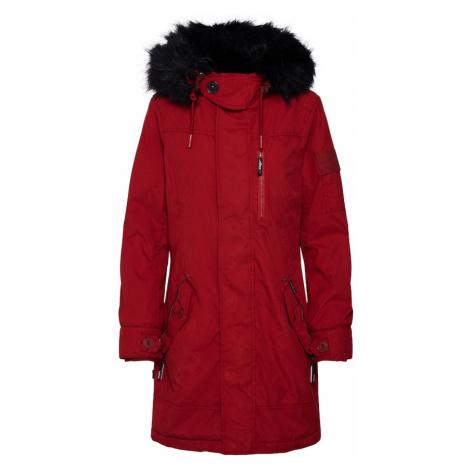 Khujo Płaszcz zimowy 'BABETTE' ognisto-czerwony