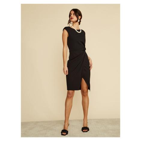 ZOOT czarny ołówkowa sukienka