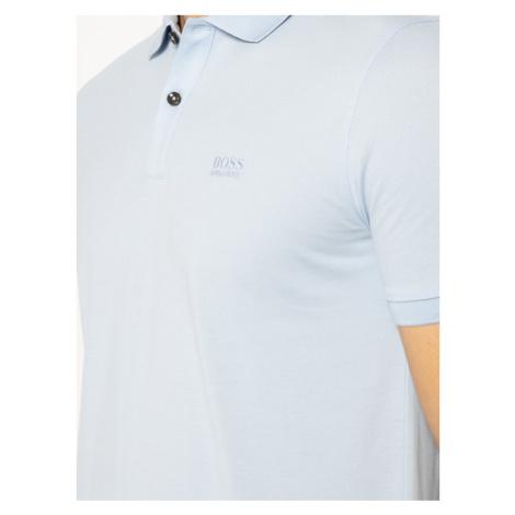 Boss Polo Pallas 50425985 Niebieski Regular Fit Hugo Boss