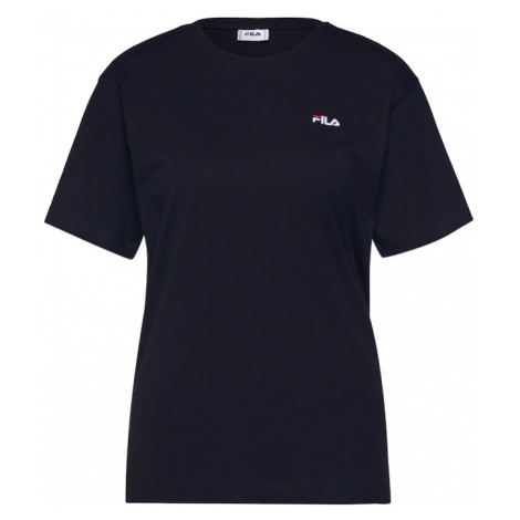 FILA Koszulka 'EARA Tee' czarny