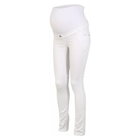 LOVE2WAIT Spodnie 'Sophia' biały