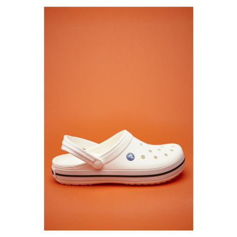 Klapki Crocs Crocband White 11016-100