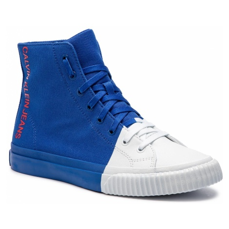Sneakersy CALVIN KLEIN JEANS - Ivor S0599 Nautical Blue/Bright