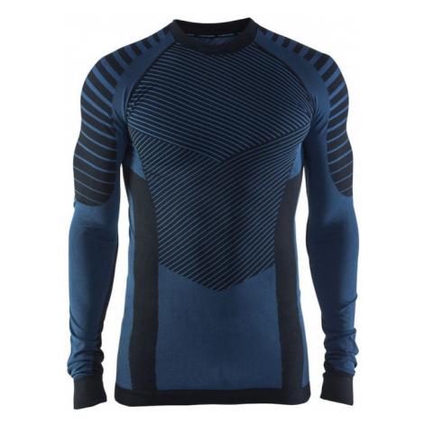 CRAFT Termoaktywna bluzka męska ACTIVE INTENSITY-XL-Granatowy