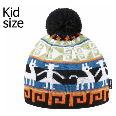 dziecięca czapka Kama B81 - Black