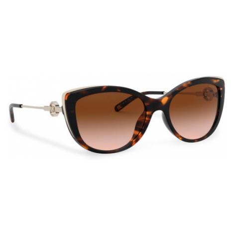 Michael Kors Okulary przeciwsłoneczne South Hampton 0MK2127U 300613 Brązowy