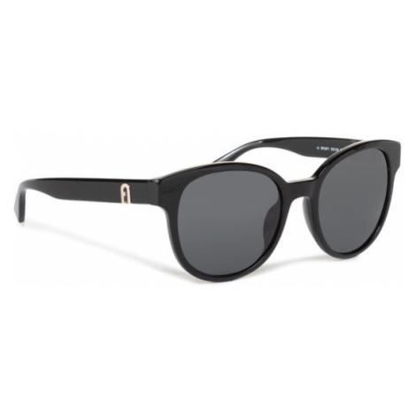 Furla Okulary przeciwsłoneczne Sunglasses SFU471 WD00015-A.0116-O6000-4-401-20-CN-D Czarny