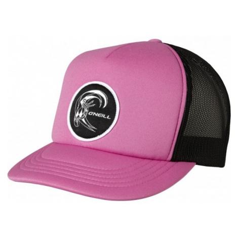 O'Neill BM TRUCKER CAP różowy NS - Czapka trucker unisex