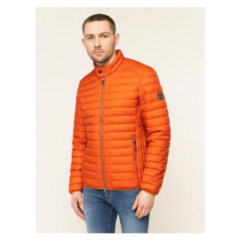 Marc O'Polo Kurtka puchowa 020 0801 70076 Pomarańczowy Regular Fit