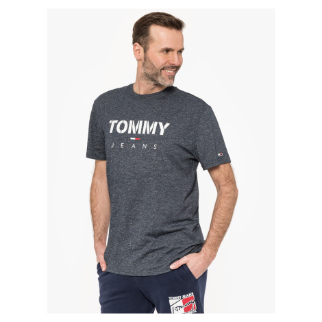 """Tommy Jeans """"Tommy Textured Tee"""" Blue Tommy Hilfiger"""
