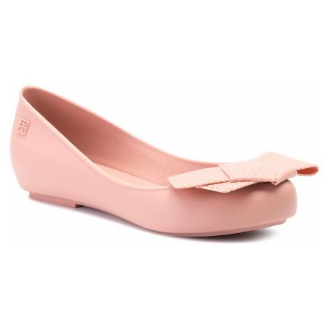 Baleriny ZAXY - New Pop Elegance Fem 82771 Nude/Old Rose EE285010 16332