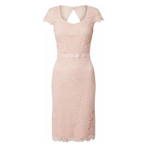 S.Oliver BLACK LABEL Sukienka różowy pudrowy