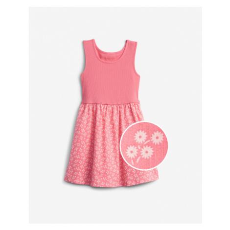 GAP Sukienka dziecięca Różowy