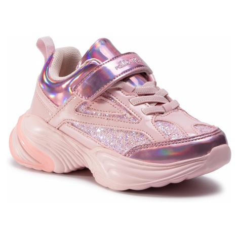 Sneakersy NELLI BLU - ES-K19136 Pink