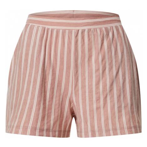 ONLY Spodnie 'ONLSHARON' rdzawoczerwony