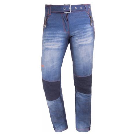 Ski softshell pants womens Kilpi JEANSO-W