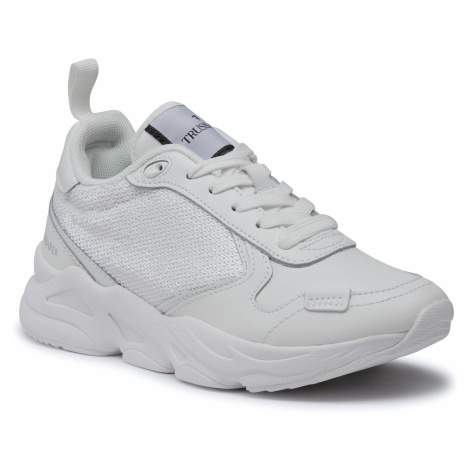 Sneakersy TRUSSARDI JEANS - 79A00589 W001