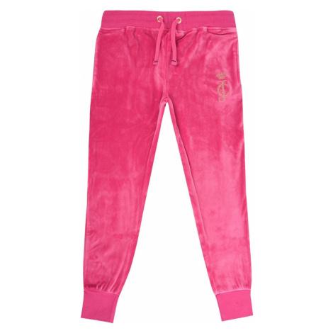 Spodnie dresowe dziewczęce Juicy Couture Velour