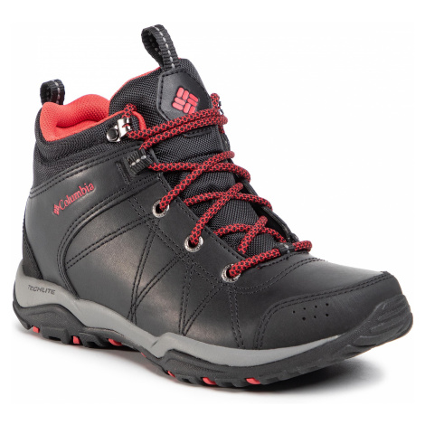 Trekkingi COLUMBIA - Dunwood Mid Omni-Grip 1794631010 Black Burnt