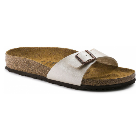 buty Birkenstock Madrid - Graceful Pearl White