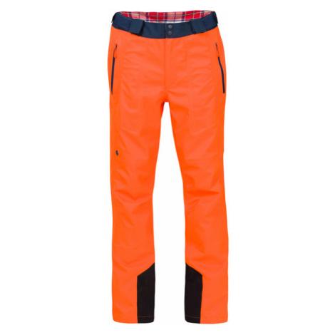 Męskie Spodnie Narciarskie | Pomarańczowe Braccis Lanula Testa Senor Woox