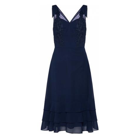 Chi Chi London Sukienka 'Alorah' ciemny niebieski