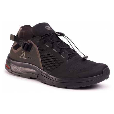 Trekkingi SALOMON - Tech Amphib 4 409925 31 V0 Black/Beluga/Castor Gray