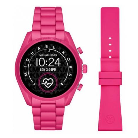 Michael Kors Smartwatch Bradshaw 2.0 MKT5099 Różowy