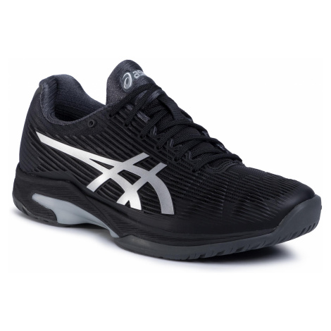 Buty ASICS - Solution Speed Ff 1041A003 Black/Silver 001