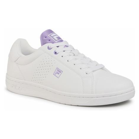 Sneakersy FILA - Crosscourt 2 Nt Wmn 1010900.84S White/Sand Verbena