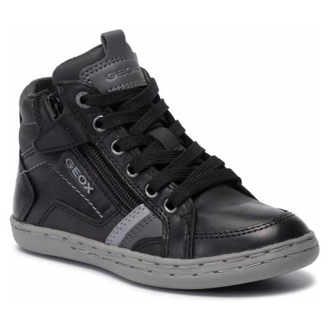 Sneakersy GEOX - J Garcia B. A J94B6A 0MECL C0017 S Black/Grey