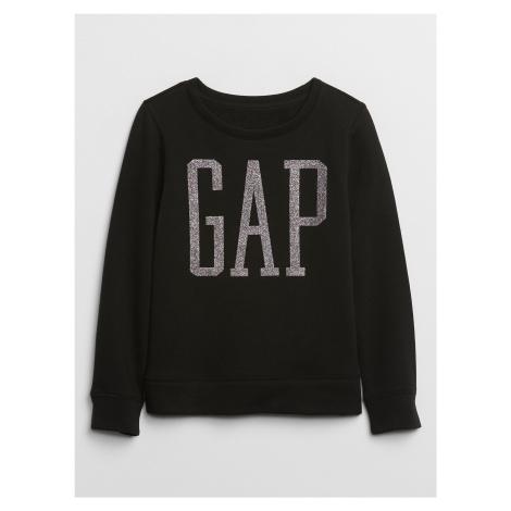 GAP czarny dziewczęce bluza