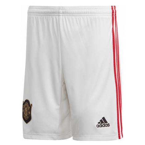 """Spodenki adidas Manchester United H 19/20 Junior (DX8947)"""