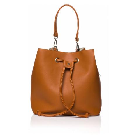 Stylove Woman's Bucket Bag SB418 Ginger