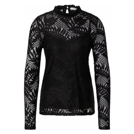 VILA Koszulka 'LEFFA' czarny