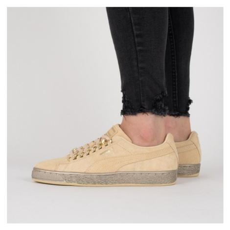 Buty damskie sneakersy Puma Suede Classic X Chain 367391 02