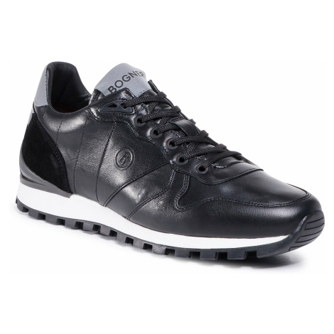 Sneakersy BOGNER - Porto 10 103-2821 Black Gomma 01